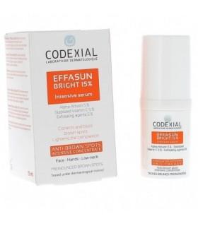 CODEXIAL EFFASUN BRIGHT15% SERUM INTESIF 15 ML