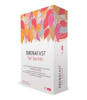 DRENAFAST FAT BURNER 60 GÉLULES