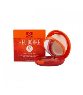 HELIOCARE OIL FREE COMPACT BROWN SPF 50 10 G