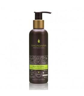 MACADAMIA BLOW DRY LOTION LOTION THERMO-PROTECTEUR 198 ML