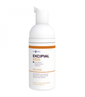 SPIRIG EXCIPIAL KIDS MOUSSE 100 ML