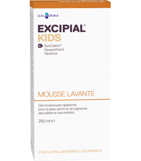 SPIRIG EXCIPIAL KIDS MOUSSE LAVANTE 250 ML