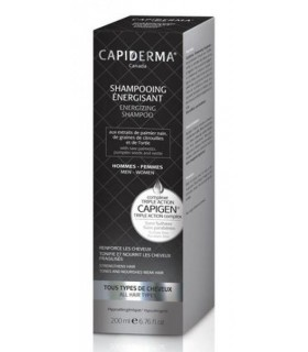 CAPIDERMA ENERGISANT SHAMPOOING 200ML
