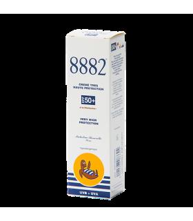 8882 CRÈME SPF 50+ TRÈS HAUTE PROTECTION