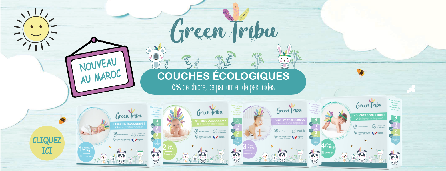 couches GREEN TRIBU